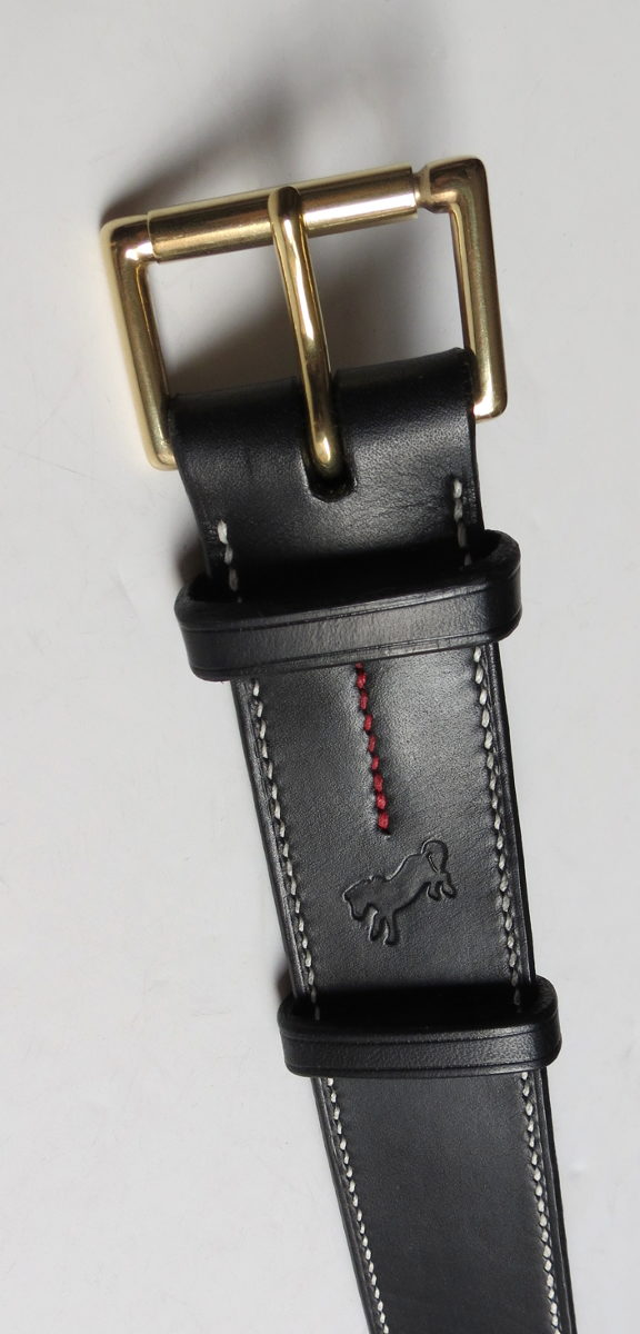 ceinture cuir luxe