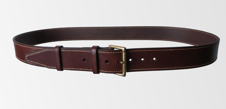 ceinture haut de gamme cuir