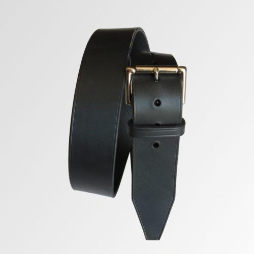 ceinture cuir 4cm fabriquée en france