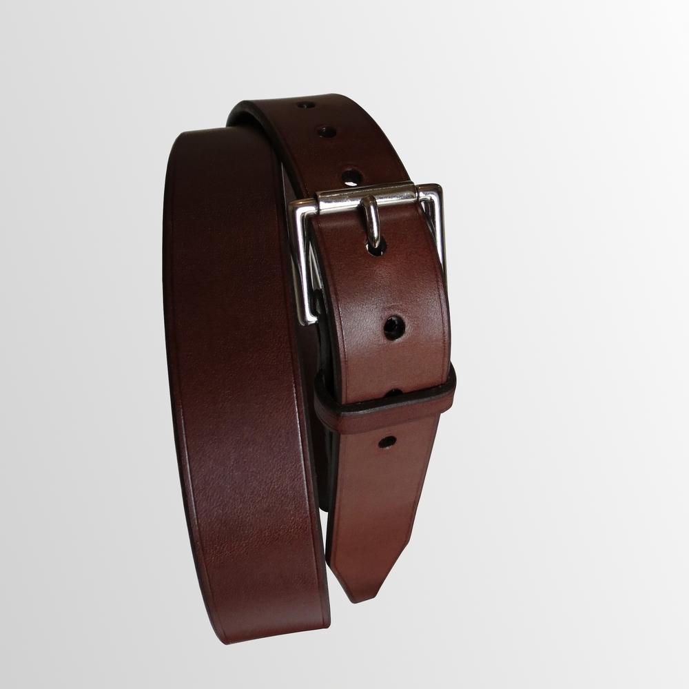 ceinture sur mesure haut de gamme cuir made in France